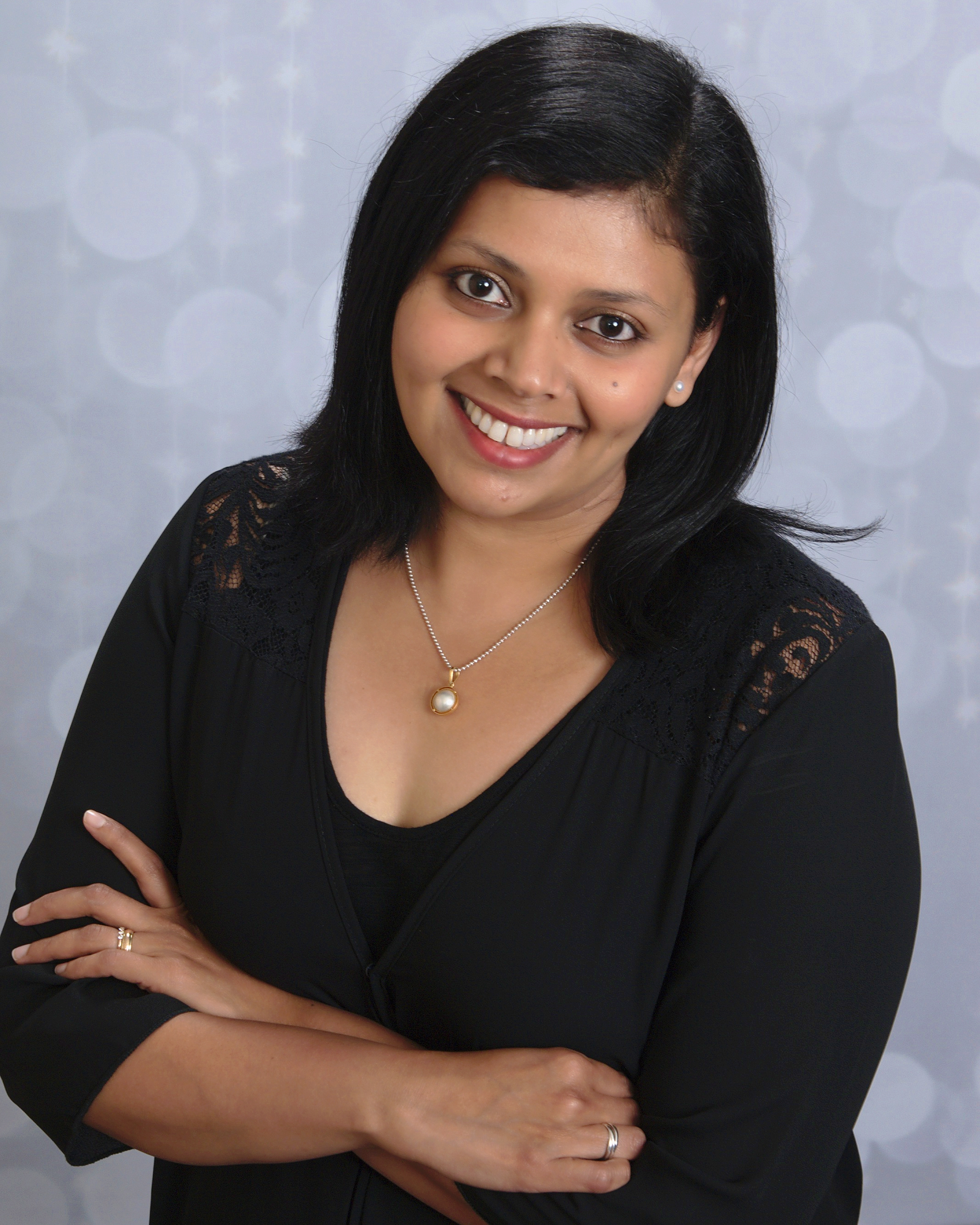 Photo: Harini Sampath, Ph.D.